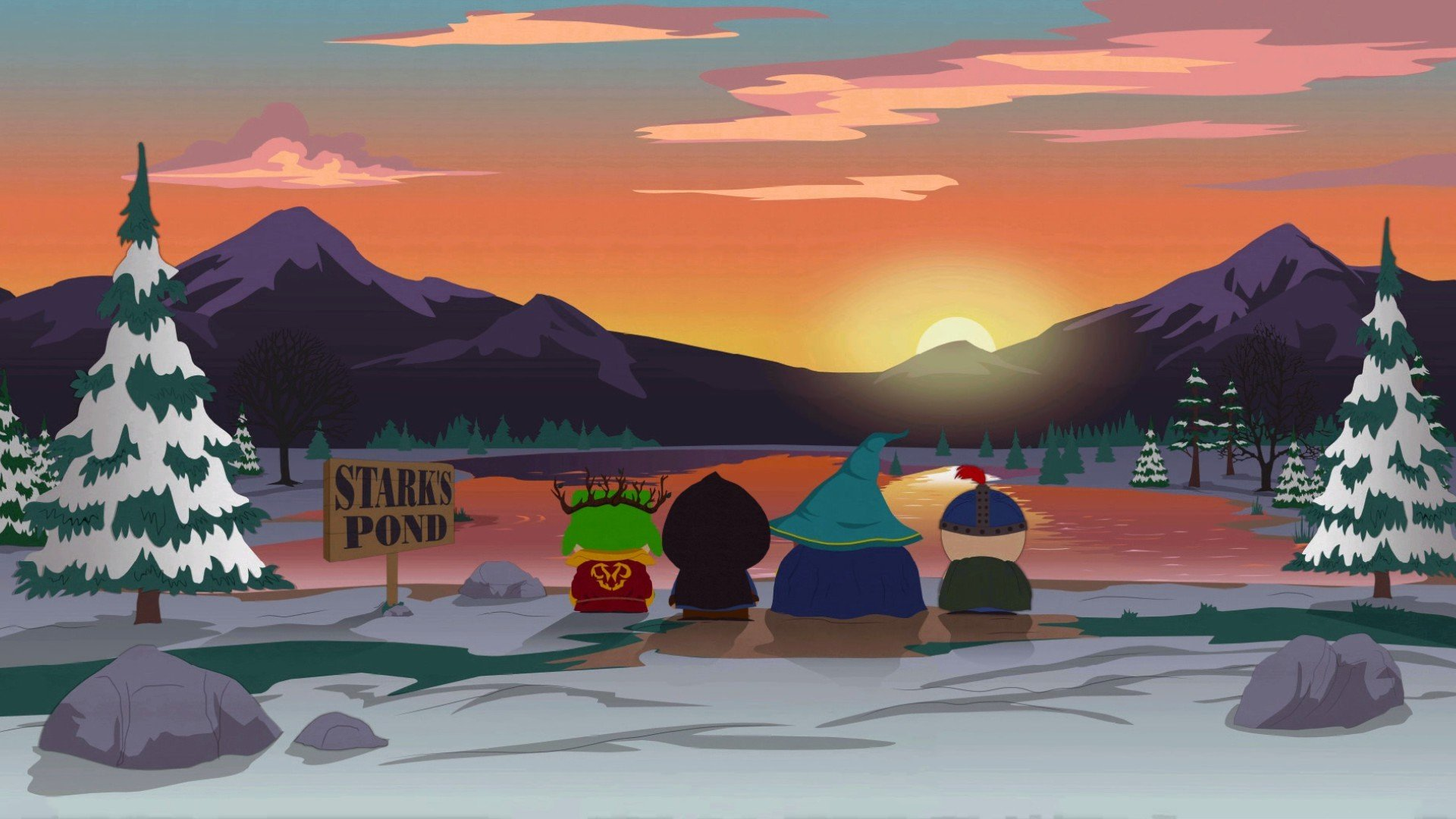 south park the stick of truth south park hd wallpapers