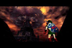 Link, The Legend of Zelda, The Legend of Zelda: Ocarina of Time, N64, Nintendo 64, Video games