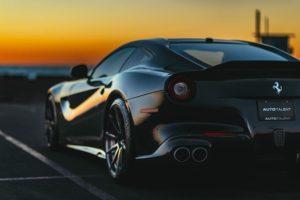 car, Ferrari, Ferrari F12berlinetta