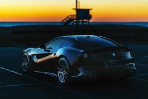 car, Ferrari