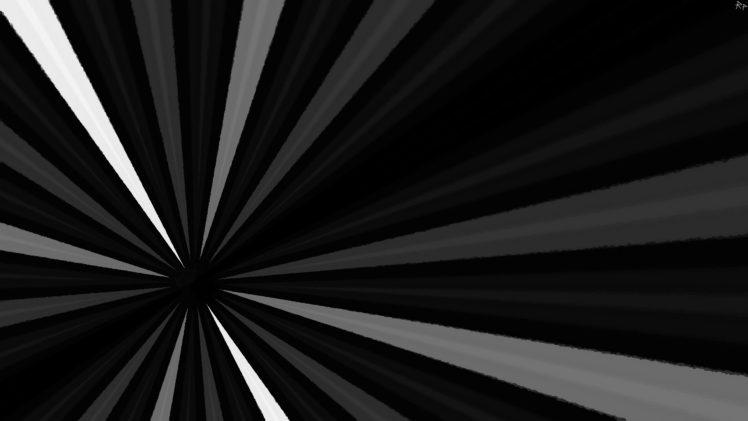 monochrome, Lines HD Wallpaper Desktop Background