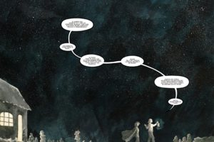Neil Gaiman, Morpheus, Sandman, Painting