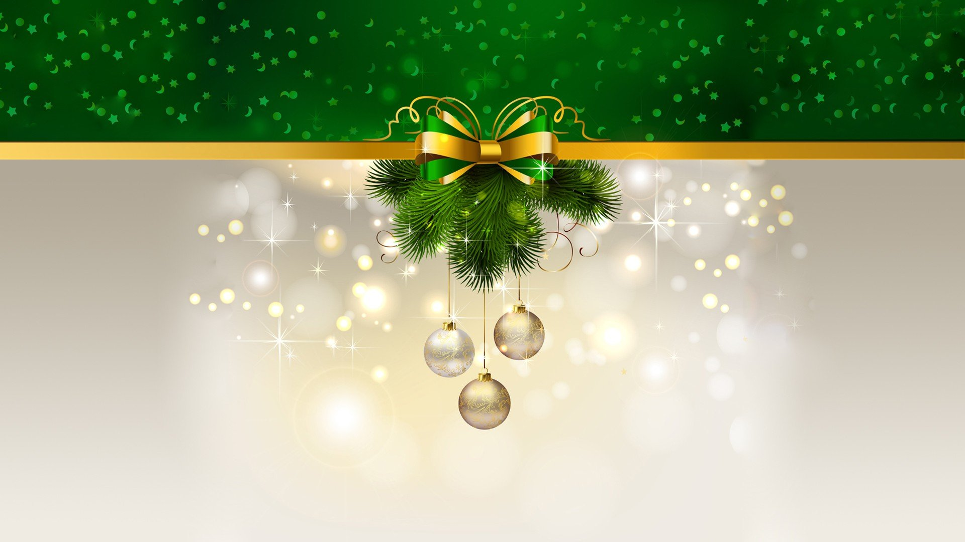 Christmas ornaments, Wreaths, Green HD Wallpapers