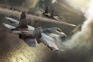 sukhoi Su 30, Russian Air Force