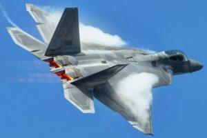 Lockheed Martin F 22 Raptor, U. S. Air Force, Airplane