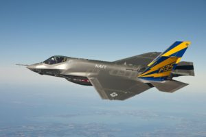 Lockheed Martin F 35 Lightning II, United States Navy