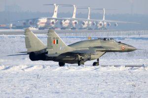 Mikoyan MiG 29, Indian Air Force