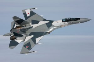 Sukhoi Su 35, Russian Air Force, Airplane