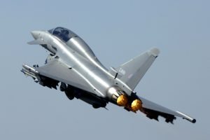 Eurofighter Typhoon, Royal Air Force