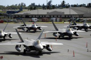 Lockheed Martin F 22 Raptor, U. S. Air Force