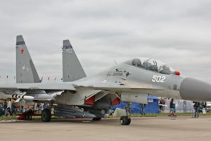 sukhoi Su 30, Russian Air Force