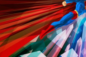 abstract, Superman: The Movie