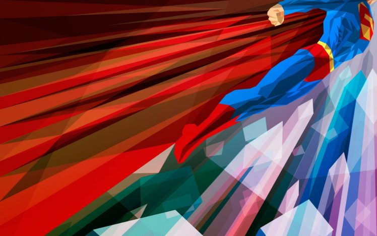 Abstract Superman The Movie Hd Wallpapers Desktop And