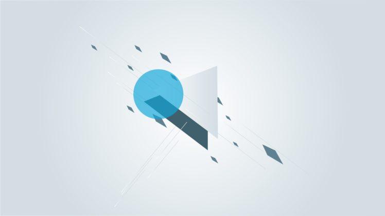 vector, Graphic design, Geometry HD Wallpaper Desktop Background