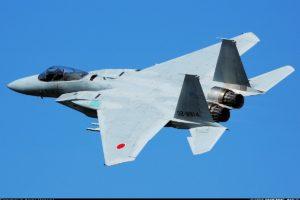 Mitsubishi F 15J, Japan Air Self Defense Force