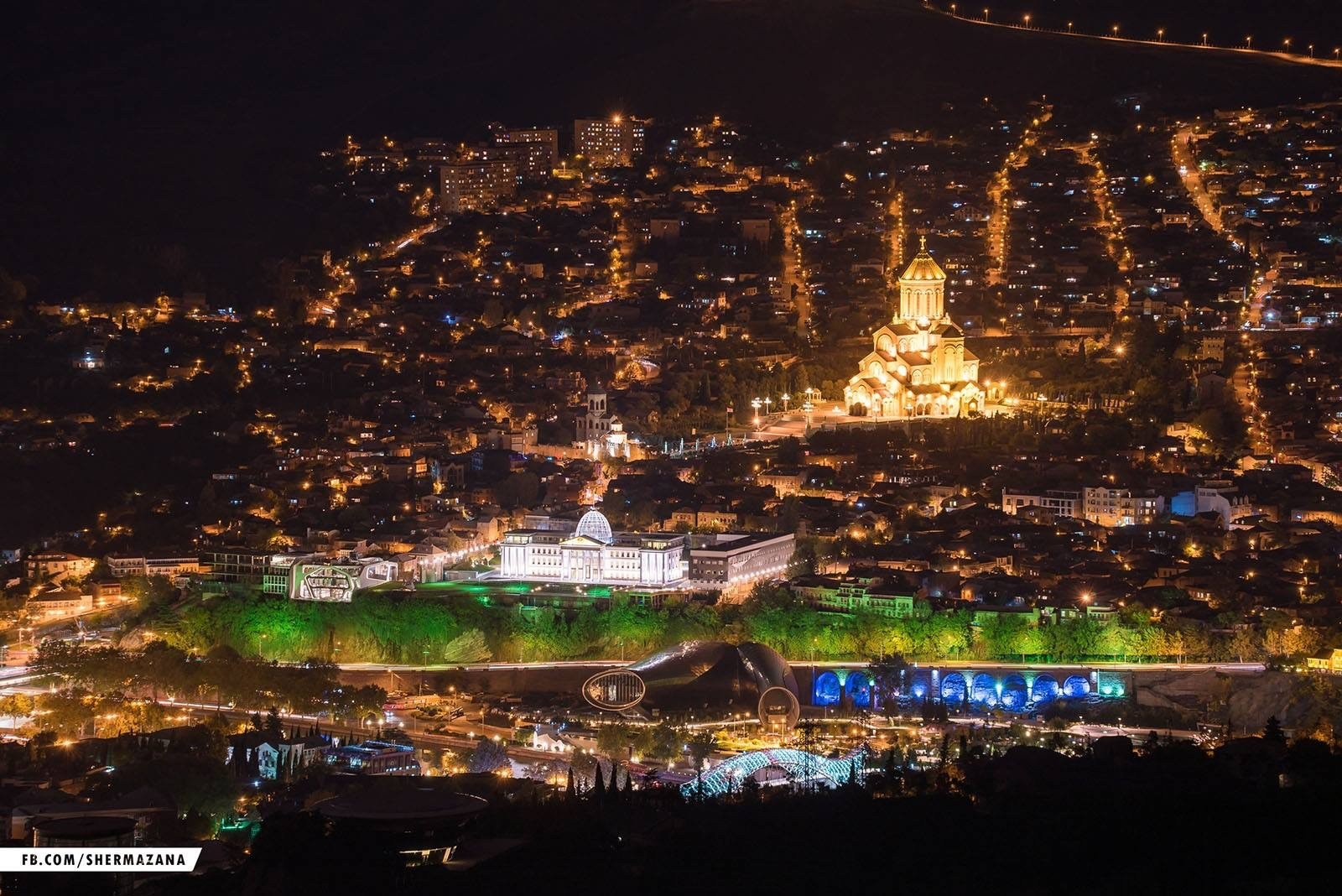 Tbilisi Georgia HD Wallpapers Desktop And Mobile Images Photos