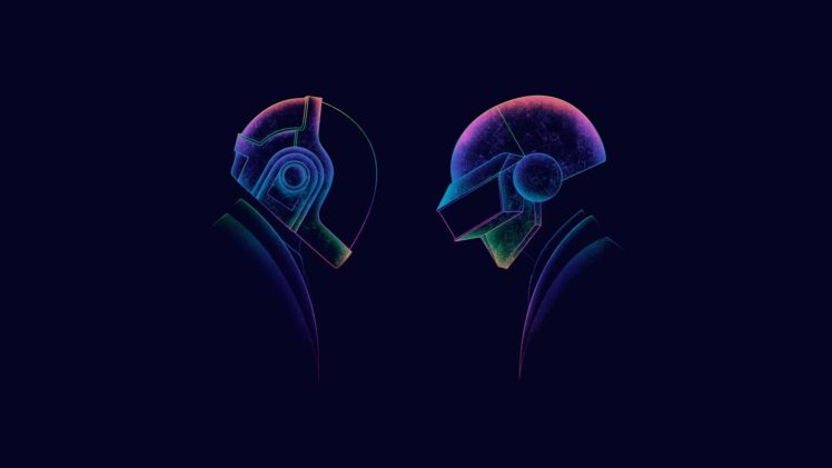 Daft punk music retro style hd wallpapers desktop and mobile images photos - Wallpapers punk ...