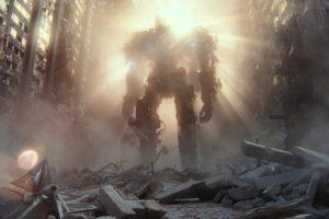 mech, Robot, Futuristic