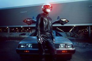 Daft Punk, Music, Retro style