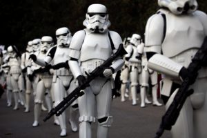 stormtrooper, Star Wars