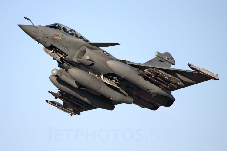 Dassault Rafale French Air Force Hd Wallpapers Desktop