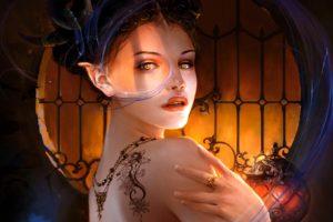 fantasy art, Tattoo