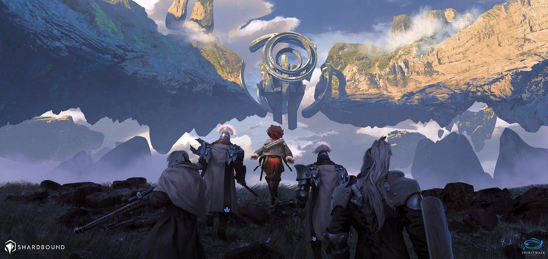 fantasy art, Futuristic Wallpaper