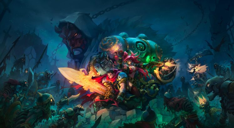 warrior, Fantasy art, Magic HD Wallpaper Desktop Background