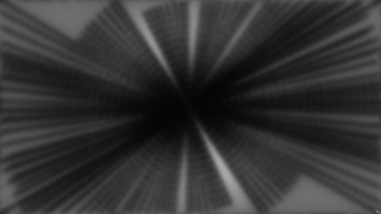 monochrome, Lines, Circle HD Wallpaper Desktop Background