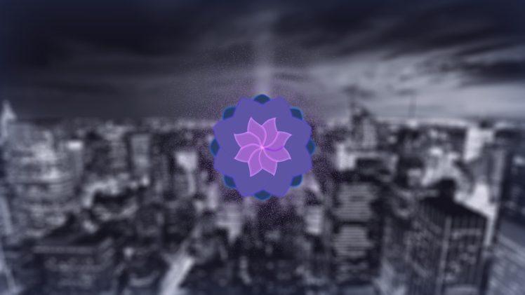 purple, Simple, Motion blur, Pattern HD Wallpaper Desktop Background