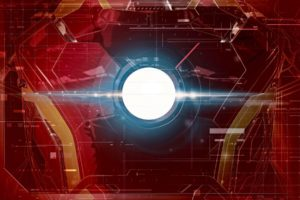 Arc Reactor, Iron Man, Marvel Comics