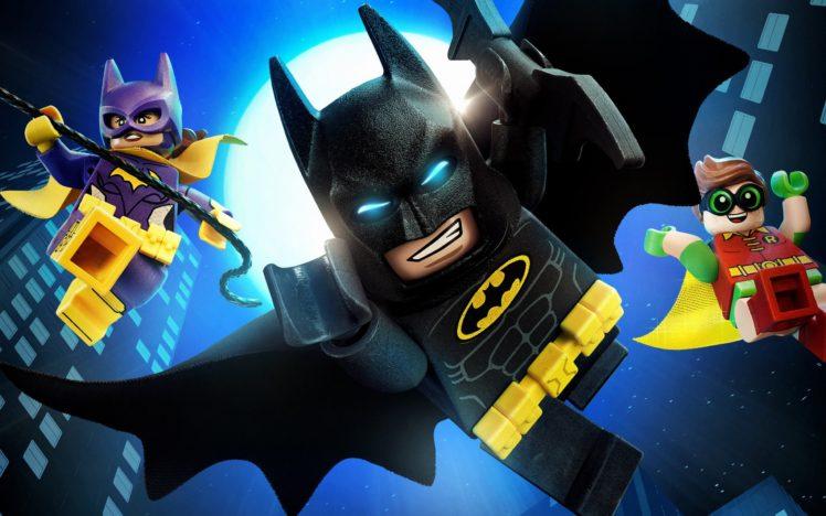 Batgirl, Robin (character), The Lego Movie, DC Comics, Batman HD Wallpaper Desktop Background