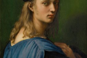 Raffaello Sanzio da Urbino, Oil painting, Artwork, Bindo Altoviti