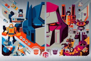 Optimus Prime, Megatron, Transformers