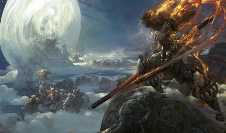 artwork, Fantasy art HD Wallpaper Desktop Background