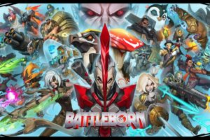 video games, Battleborn (Video game)
