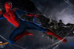 Spider Man, Spider Man Homecoming (Movie), Marvel Cinematic Universe