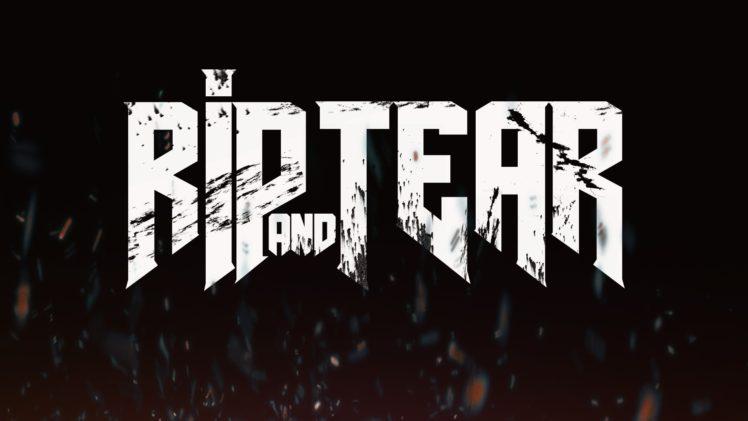 Doom (game), Metal music, Minimalism, Video games HD Wallpaper Desktop Background