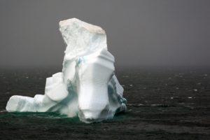 sea, Iceberg