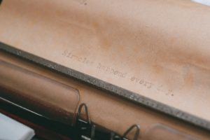 typewriters, Vintage, Sepia, Letter, Quote, Motivational, Inspirational, Paper