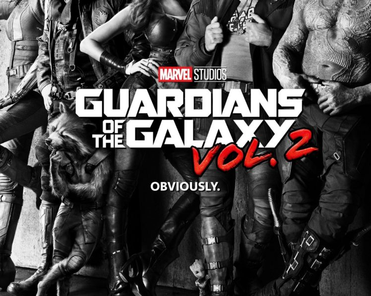 Marvel Cinematic Universe Guardians Of The Galaxy Movies