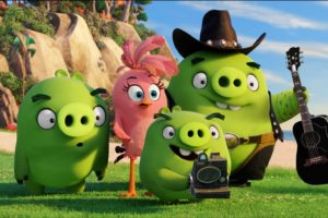 Angry Birds (Movie), Pigs, Birds