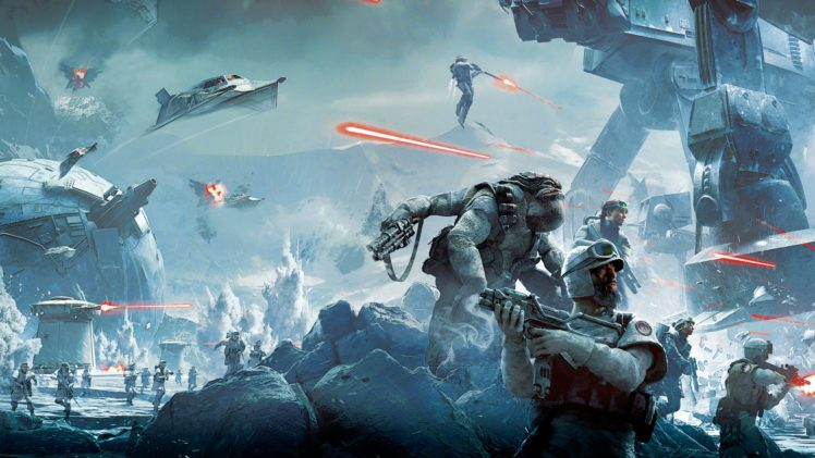 Star Wars Video Games Hd Wallpapers Desktop And Mobile Images Photos