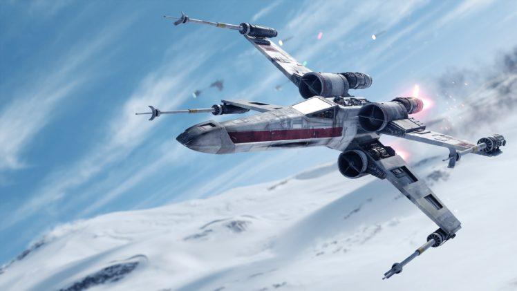 466693 Star Wars X wing