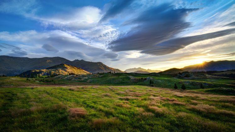 landscape, Clouds HD Wallpaper Desktop Background