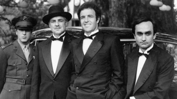Movies Men Actor Legends The Godfather Vito Corleone