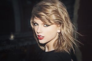 Taylor Swift, Women, Face, Portrait, Blonde, Blue eyes, Singer