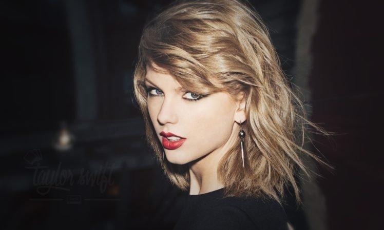 Taylor Swift, Women, Face, Portrait, Blonde, Blue eyes, Singer HD Wallpaper Desktop Background