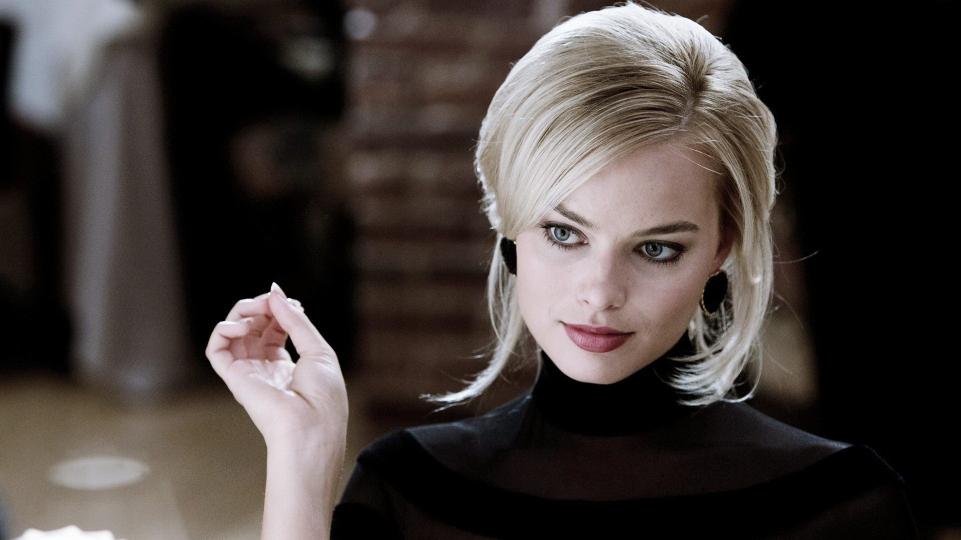 Margot Robbie Women The Wolf Of Wall Street Hd Wallpapers
