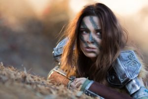 The Elder Scrolls V: Skyrim, Aela, Cosplay